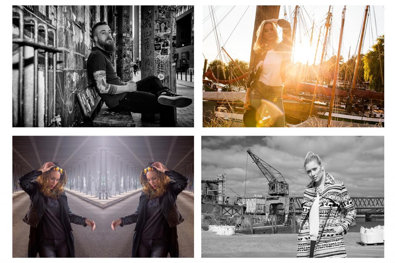 Portfolio Streetstyle and Fashion
