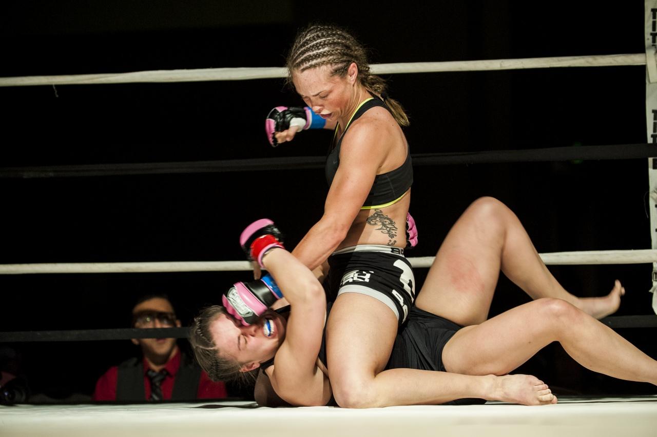 Brianna Wilding MMA
