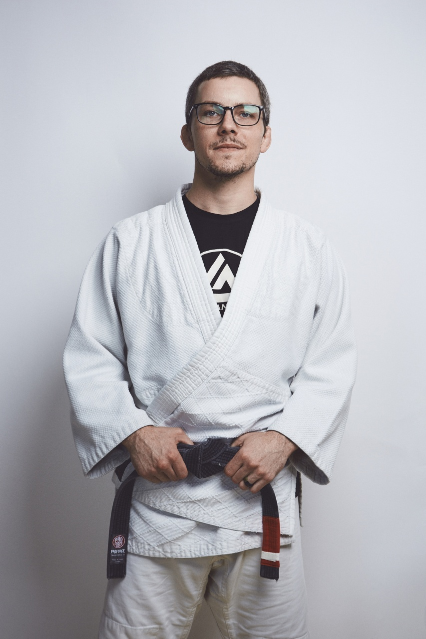 Jiu Jitsu Belt Promotion