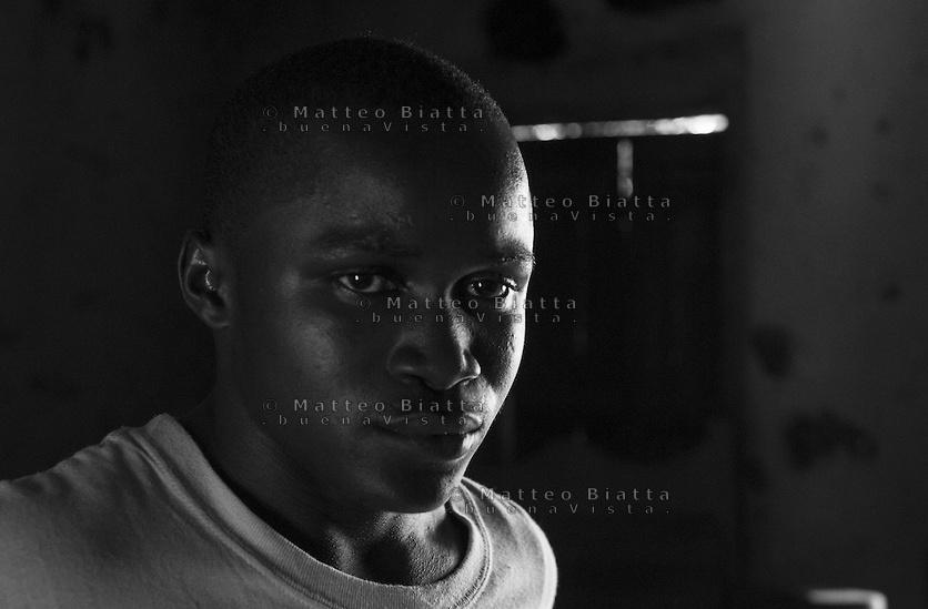 Ebola survivors in Sierra Leone