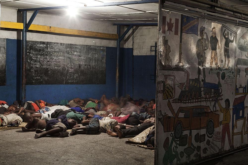 Foyer Pere Frank, Kinshasa