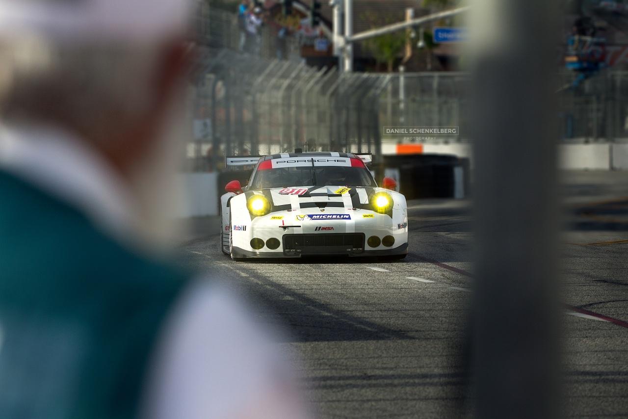Porsche Intelligence Racing