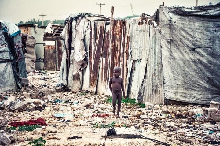 Haiti after earthquake