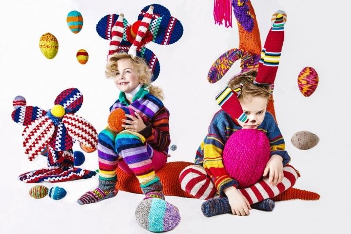 knitwear @ easter
