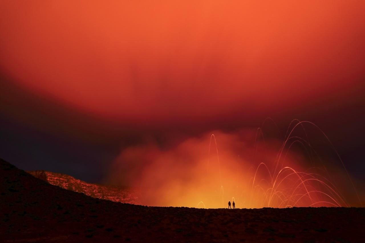 Story: Into Volcano