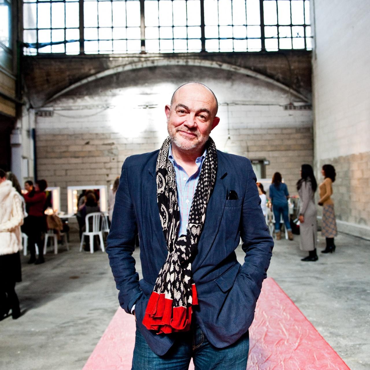 Couture Designer Christian Lacroix