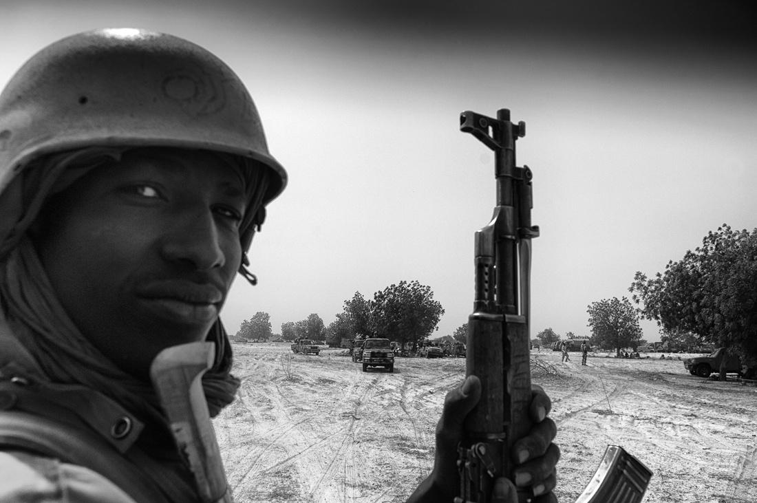 Nigeria figthing Boko Haram