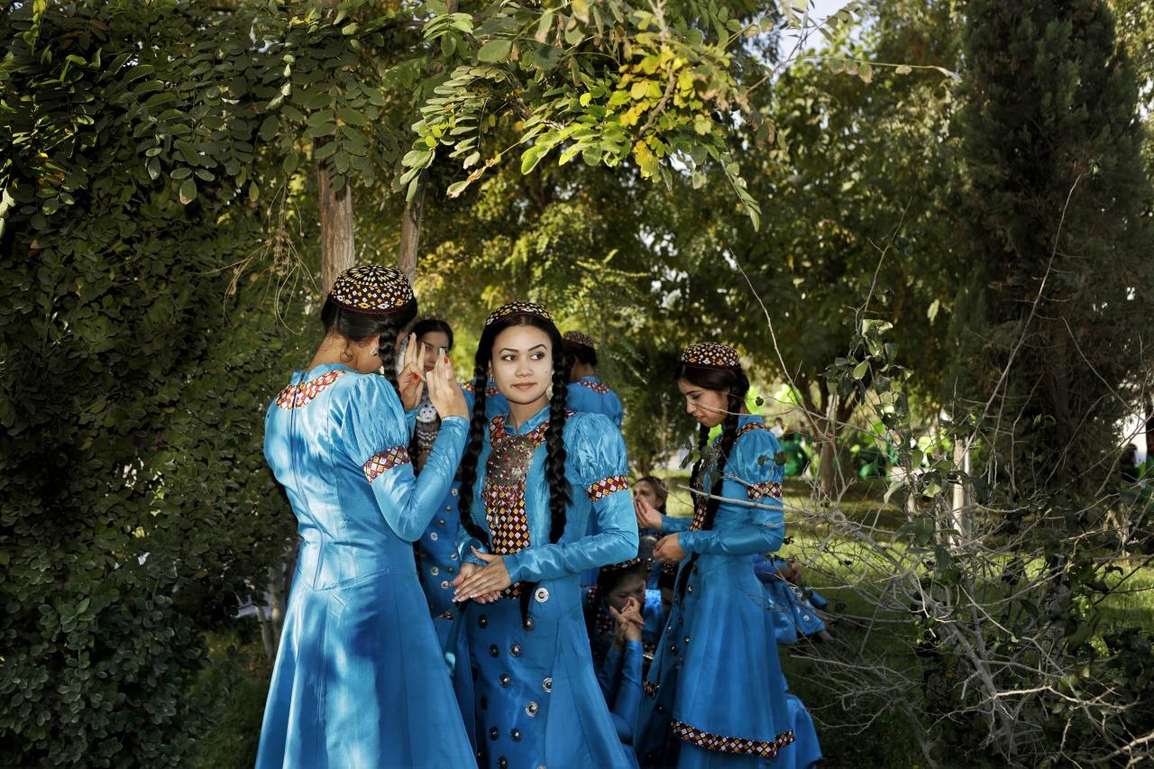 A Turkmen Story
