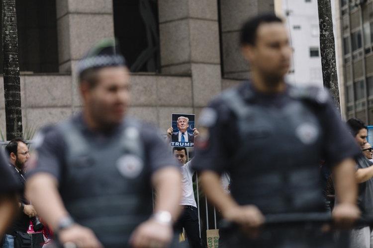 Brazilian Pro-Trump