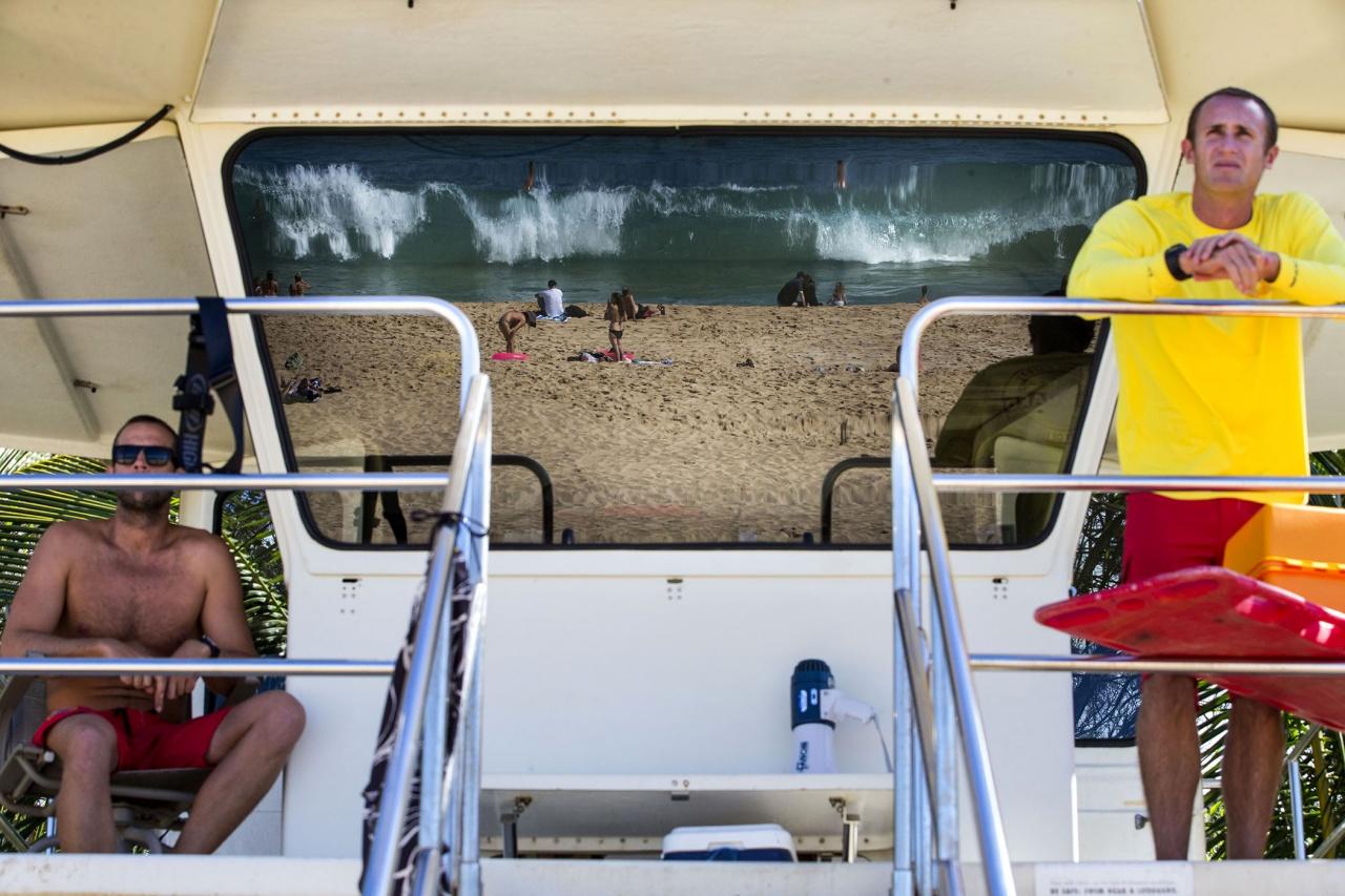 Hawaii North Shore Lifeguards