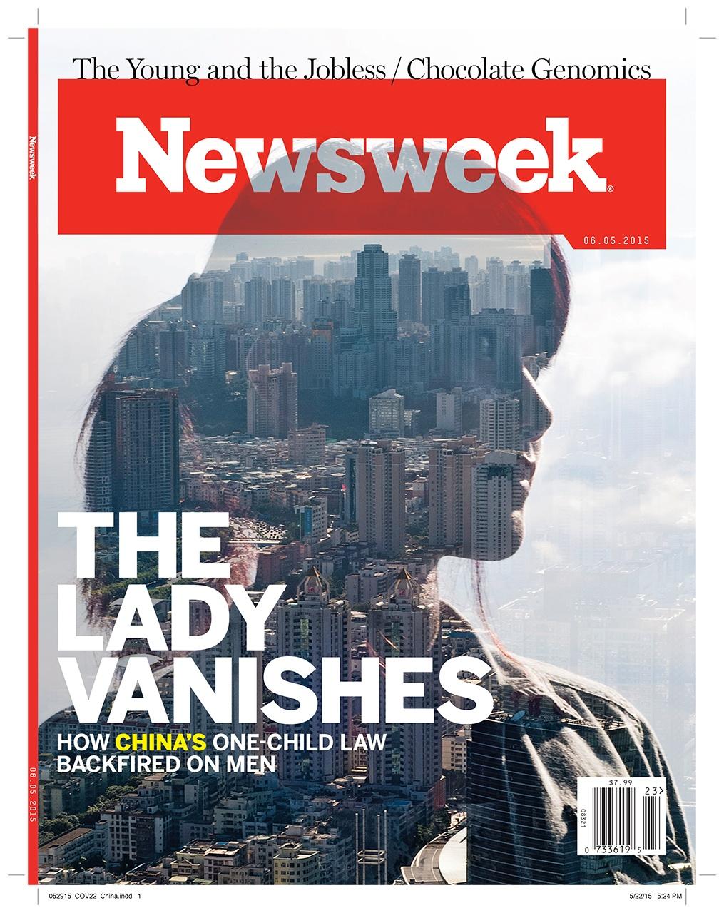 NEWSWEEK COVER