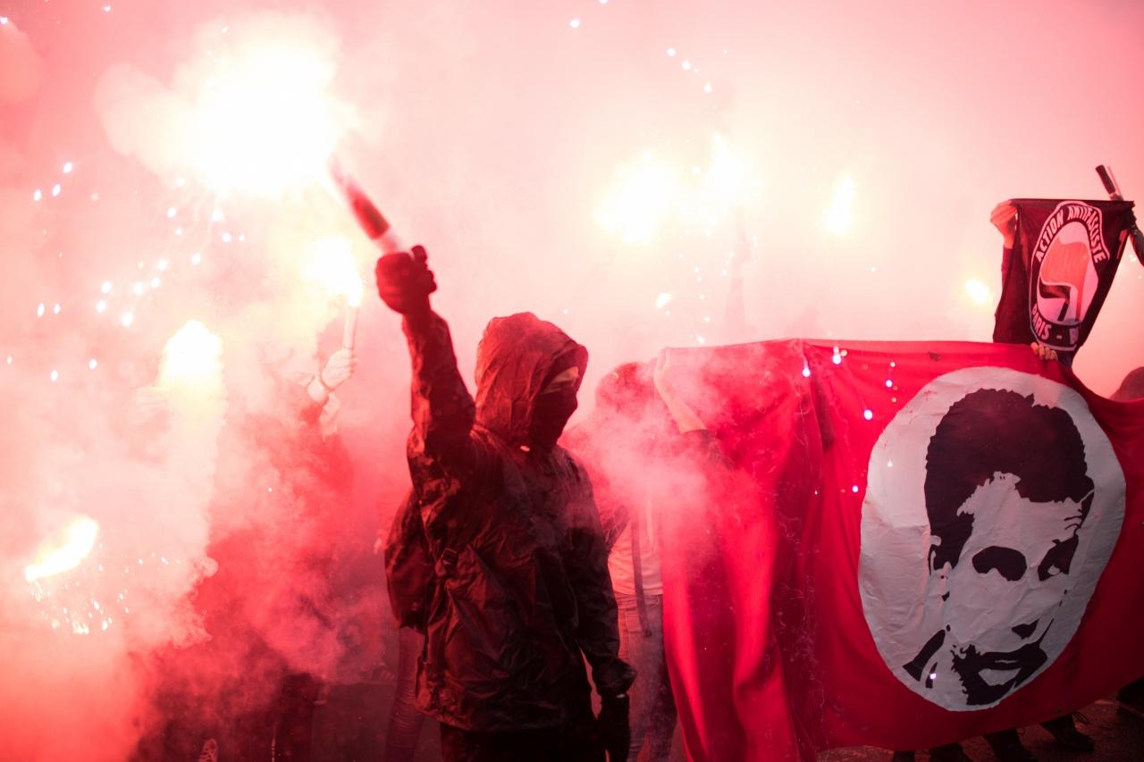 Demonstration / Riot