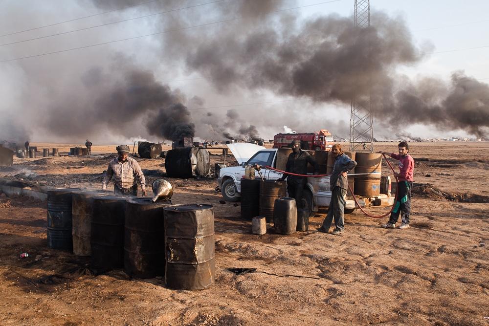 Oil in Syria