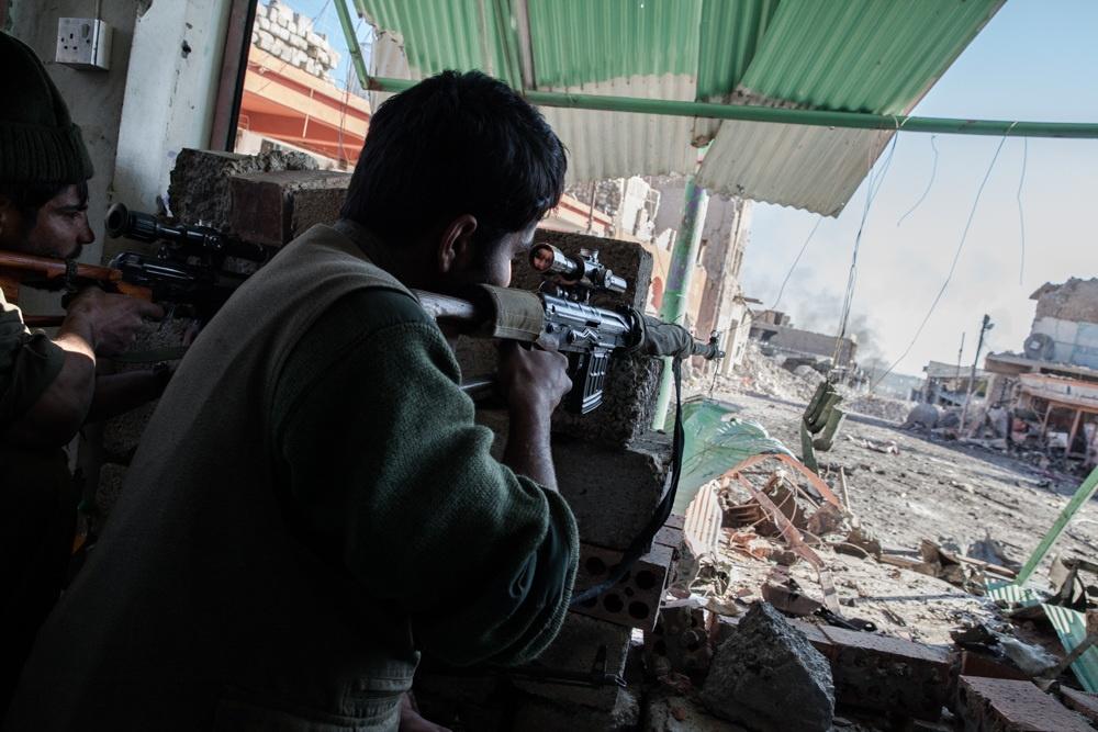 PKK sniper