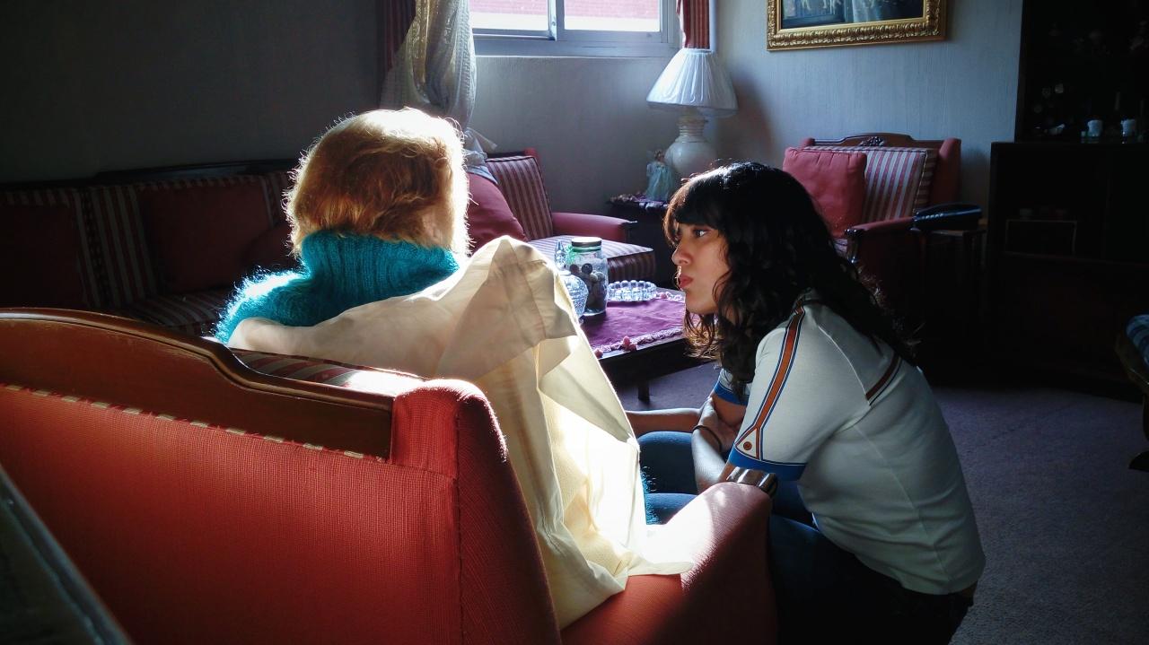 Visita a la Abuela