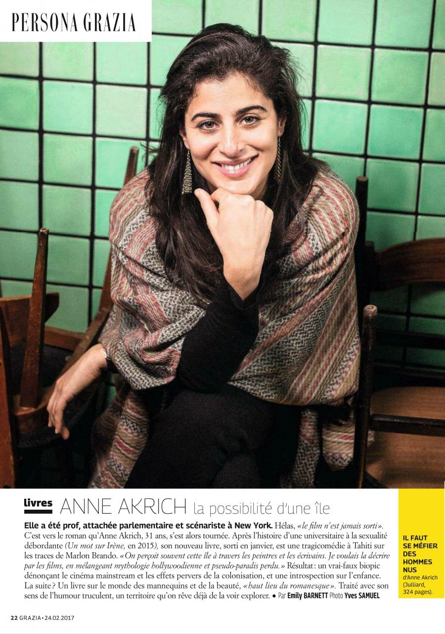 Anne Akich