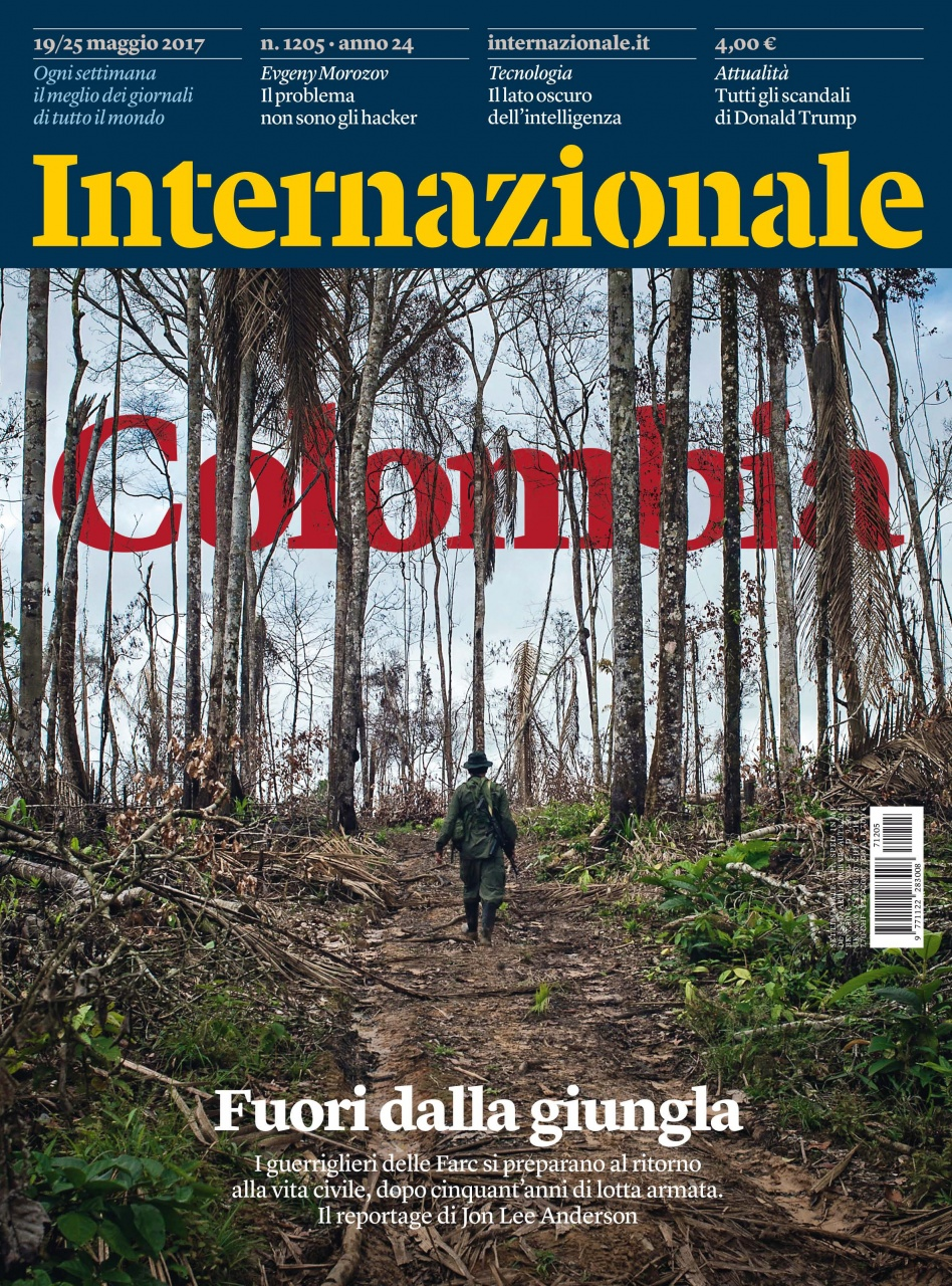 Cover for Internazionale