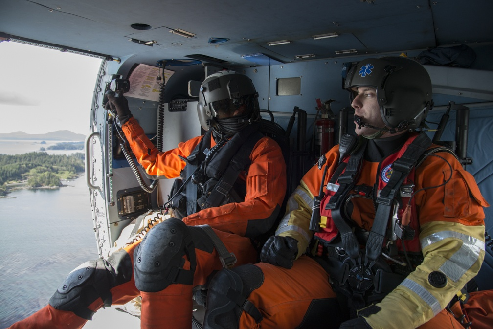 Sitka, Alaska Coast Guard for Monocle