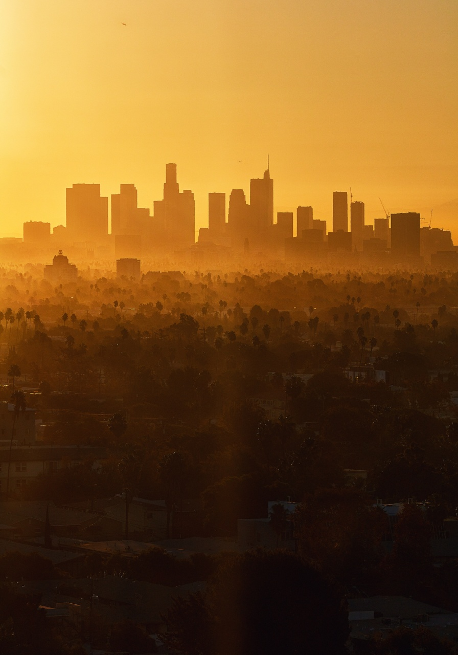 Travel Story Las Angeles
