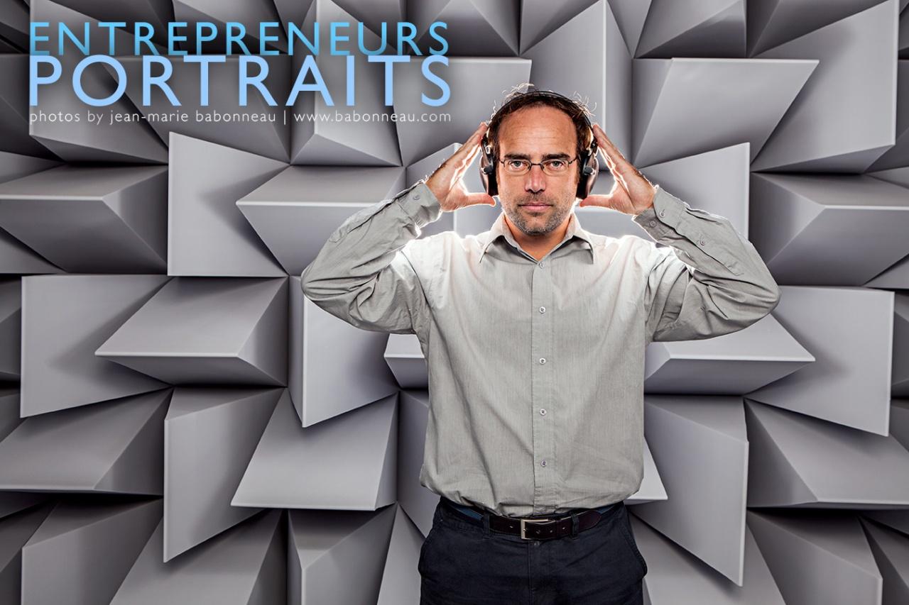 Entrepreneurs Portraits
