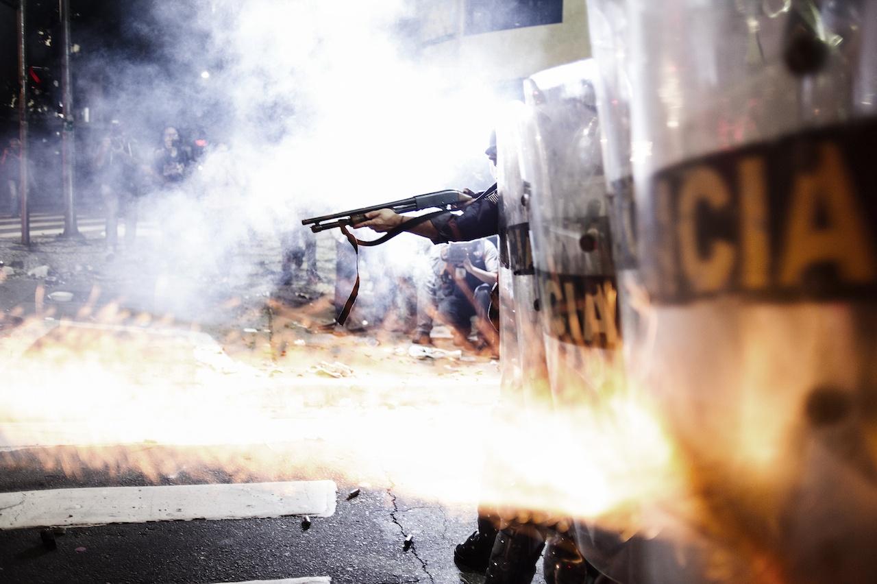 Brazilian Violence