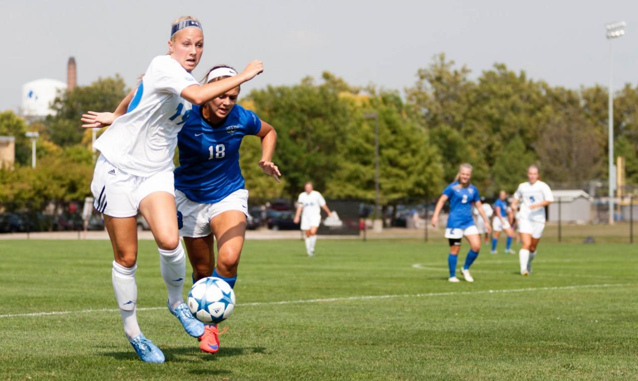 EIU Women's Soccer