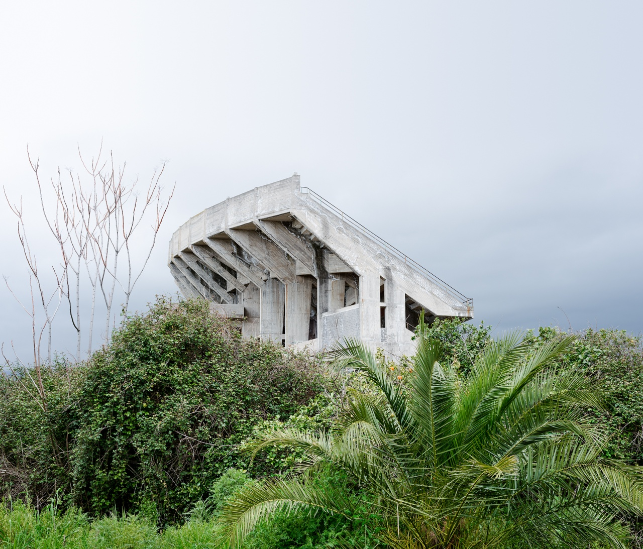 Empire of dust # 01, Sicile