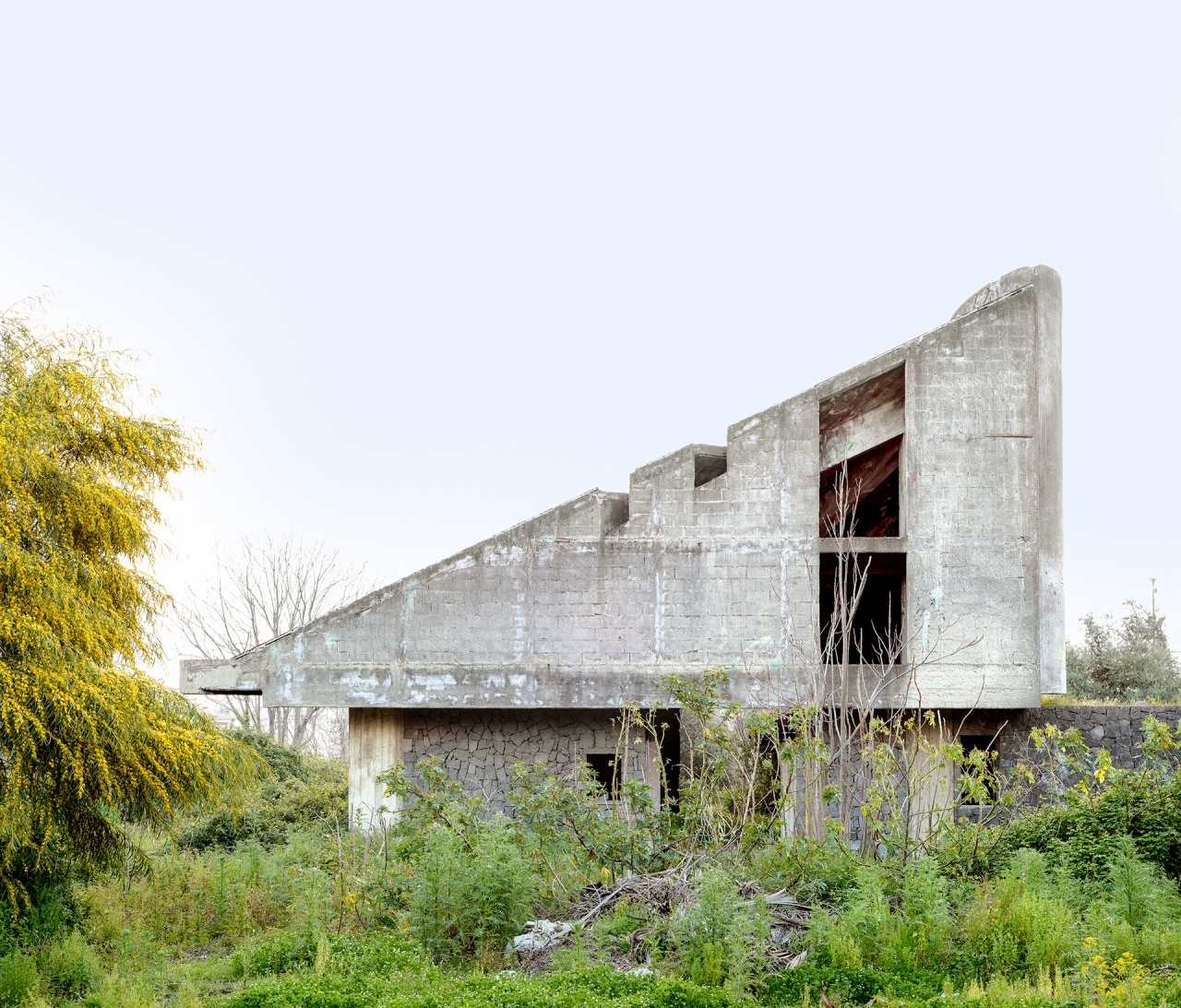 Empire of dust # 04, Sicile