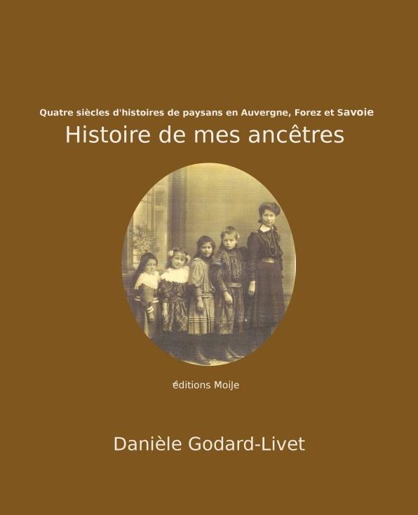 histoire de mes ancêtres