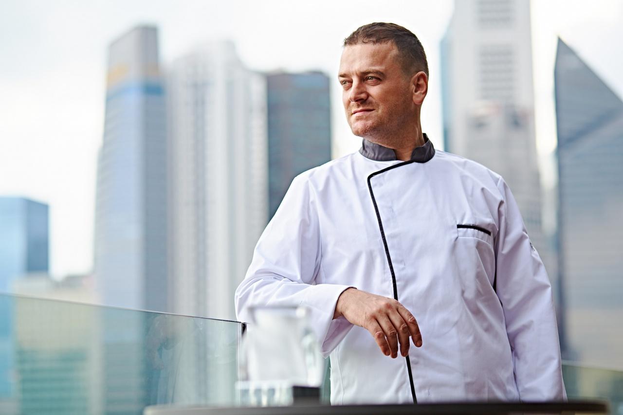 Chef Beppe de Vito