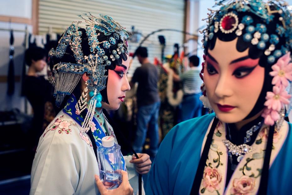 Beijing Opera Reportage