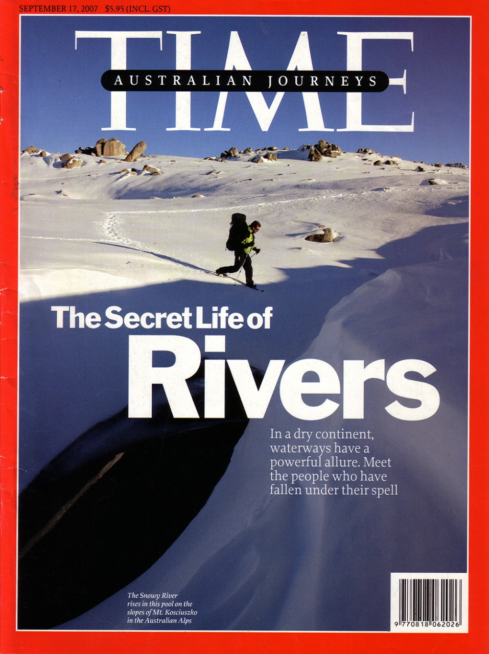 TIME COVER STORY