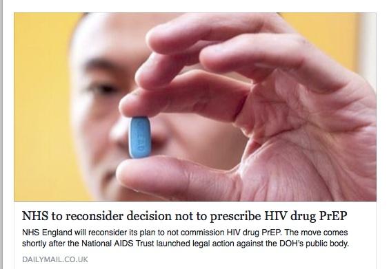 New HIV Prevention Method, PrEP
