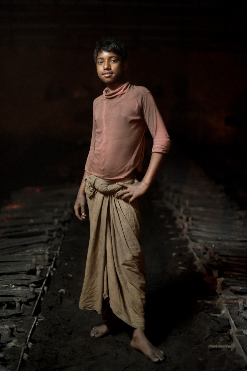 Young Lead Smelter of Bangladesh