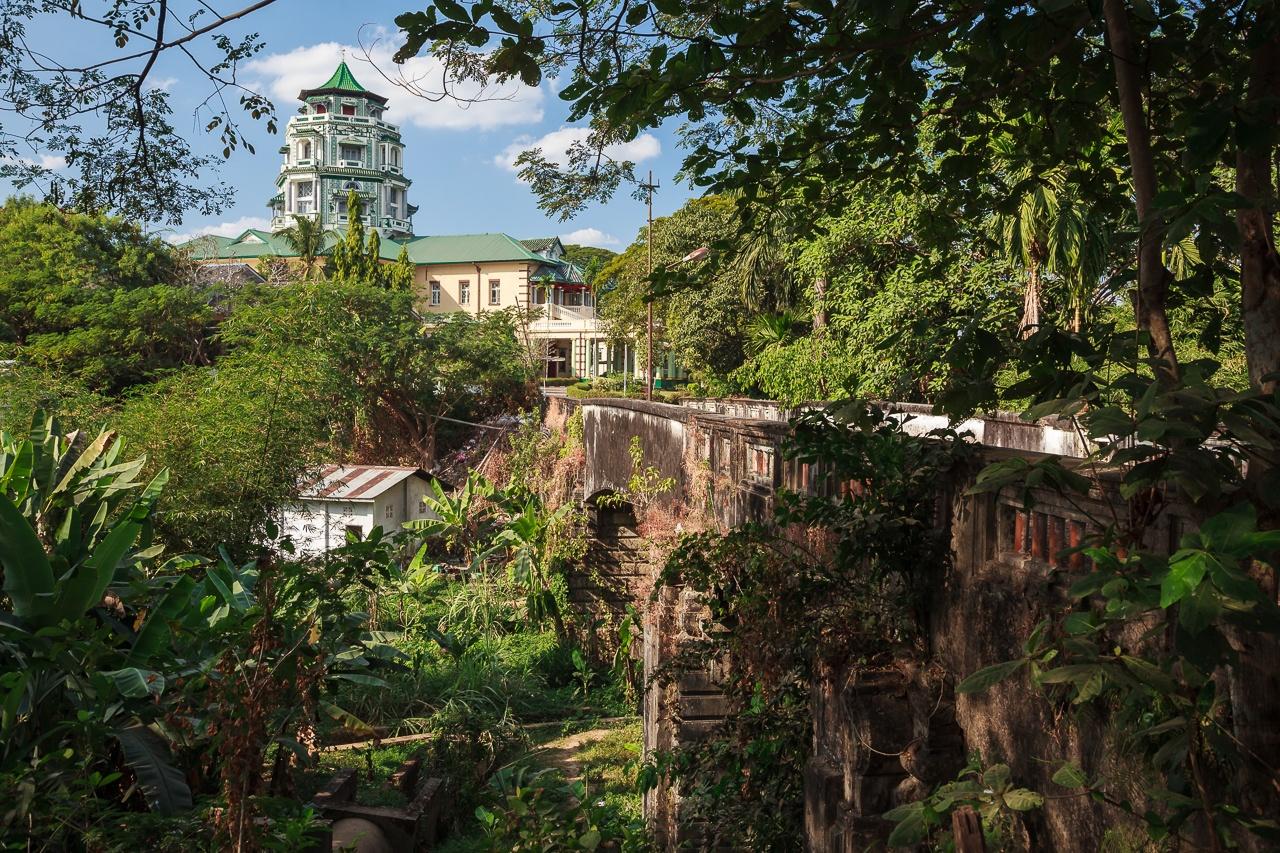 Lim Chin Tsong Palace, Yangon