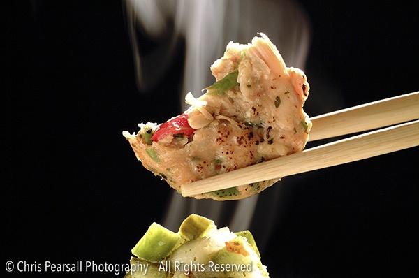 Thai fishcake