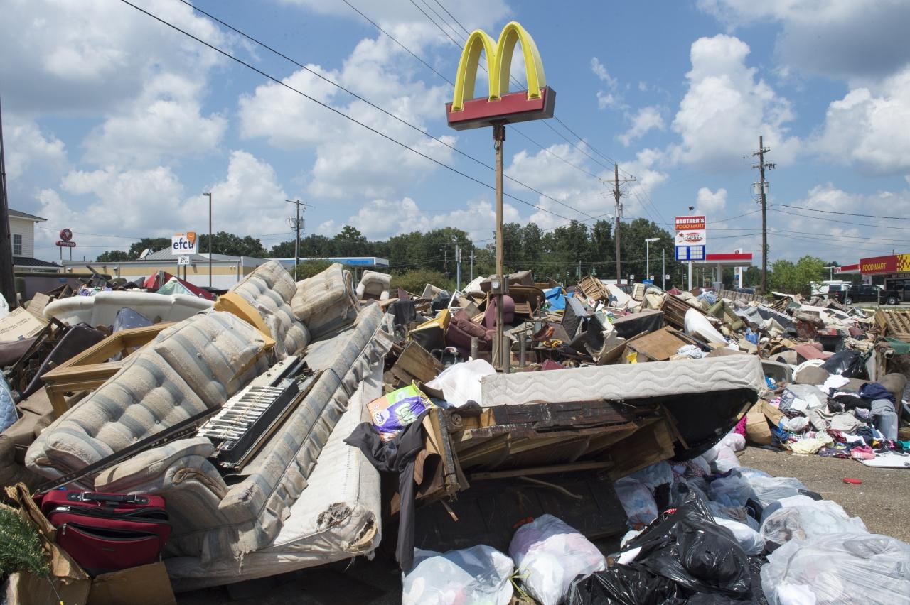 FEMA DR-4277: Baton Rouge Flooding
