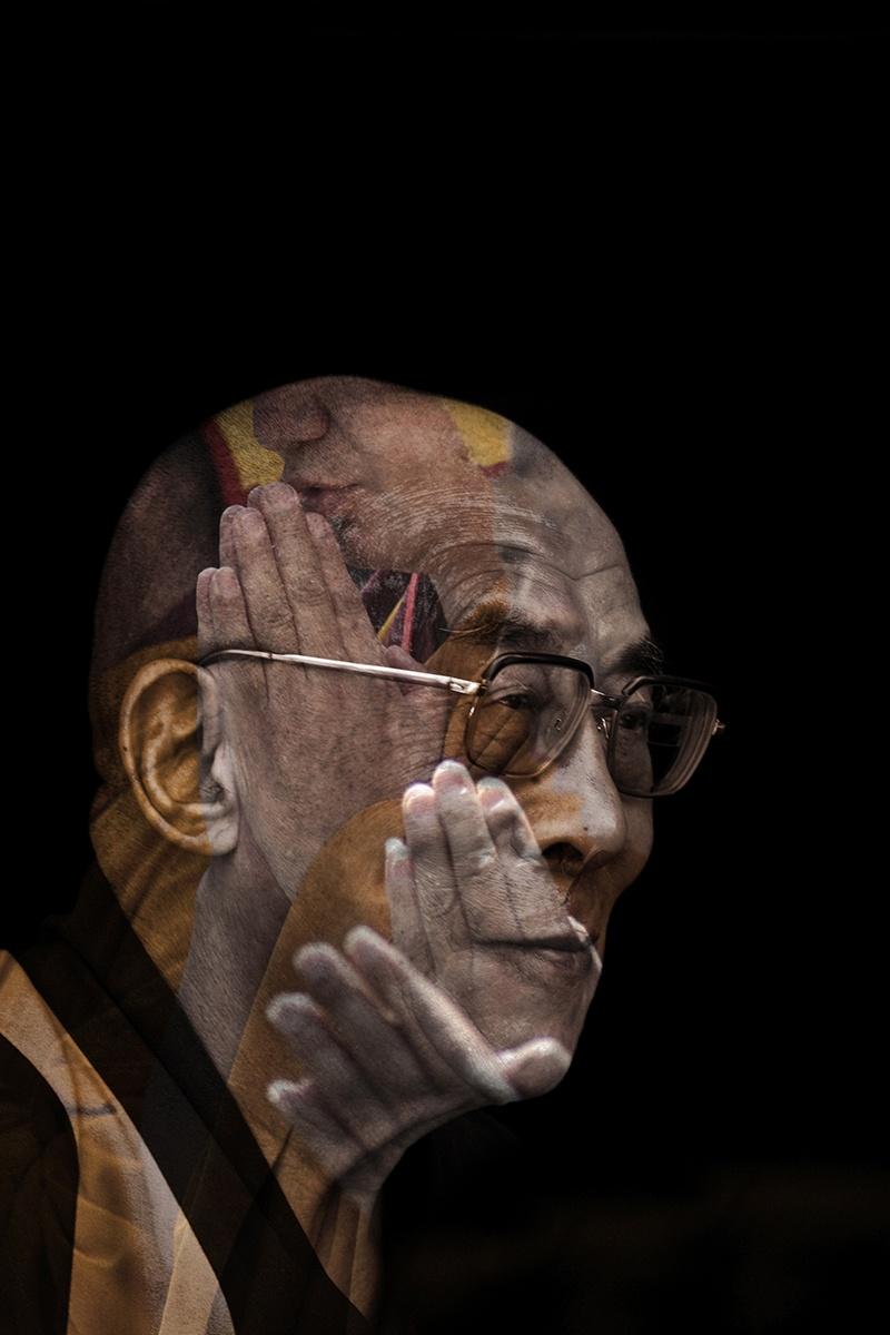 Dalai Lama - Dharamsala, India