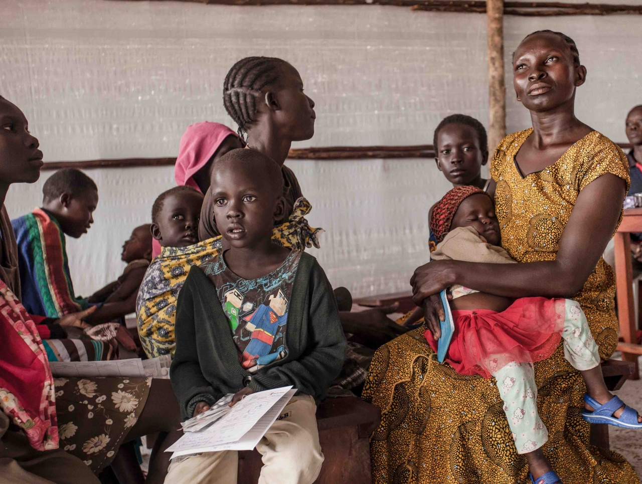 Refugee Settlements Uganda