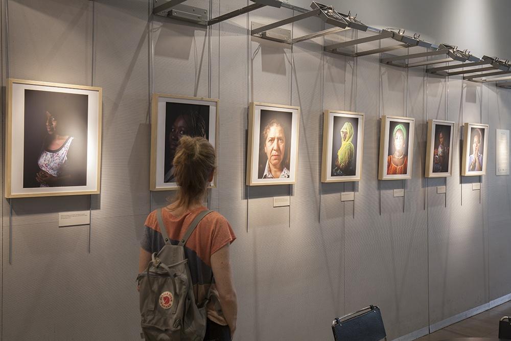 Vidas Refugiadas - Photo Exhibition