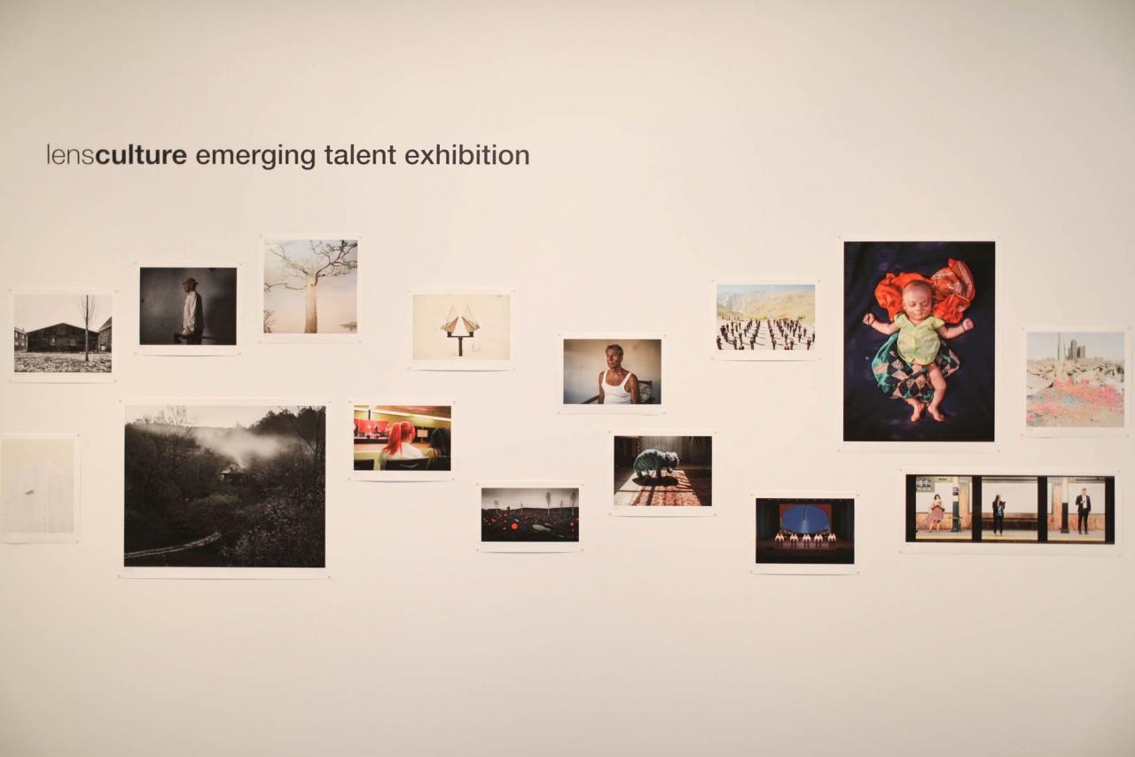 LensCulture Emerging Talent Exhibition