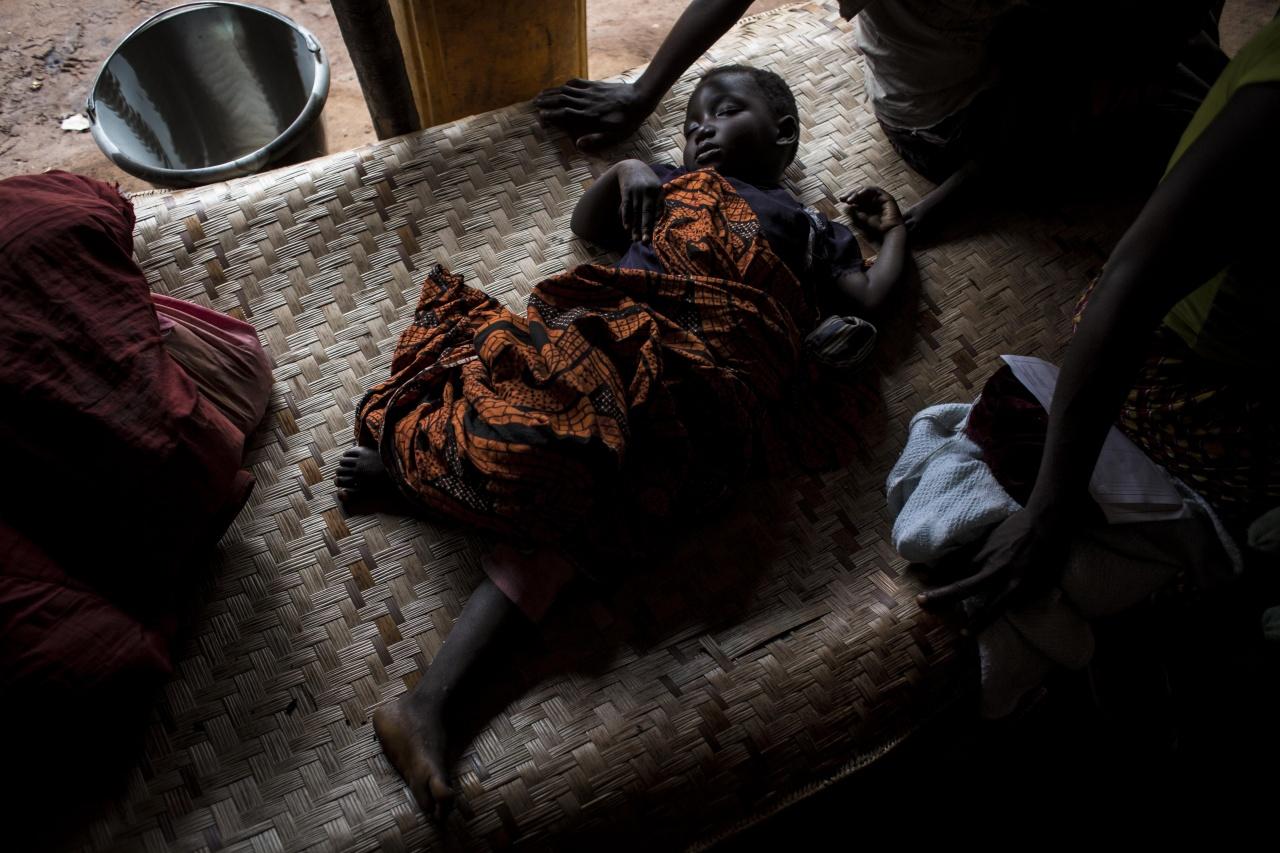 Malaria Outbreak -Bas Uele