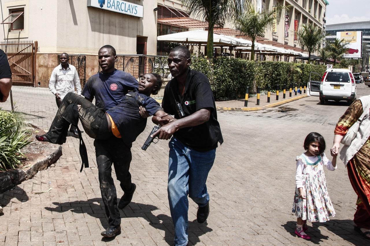 THE BEGINNING | WESTGATE | NAIROBI, KENYA | 2013