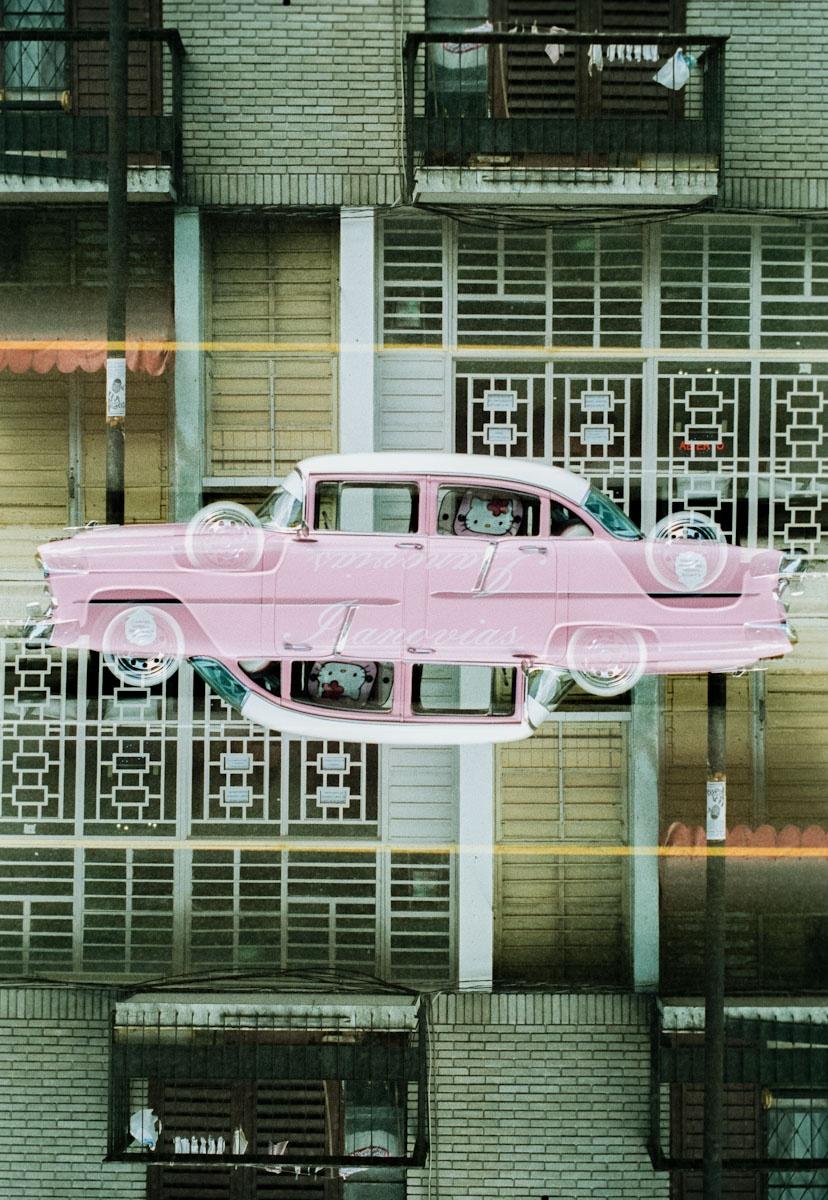Cuban Pink Cadillac