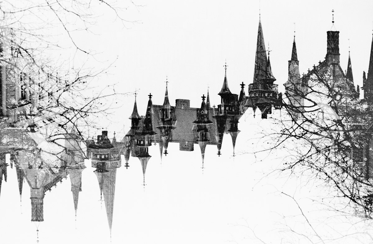 Spiegelstadt Bruges