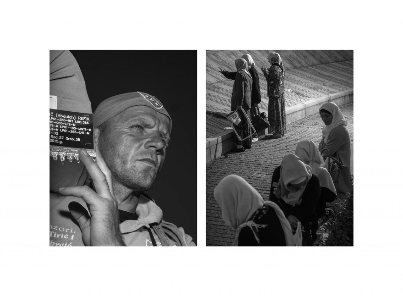 Srebrenica 20th anniversary