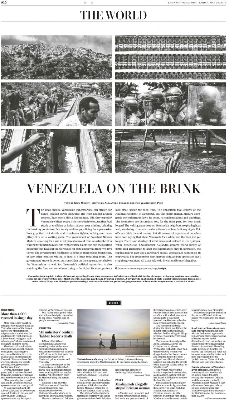 Venezuela on the Brink
