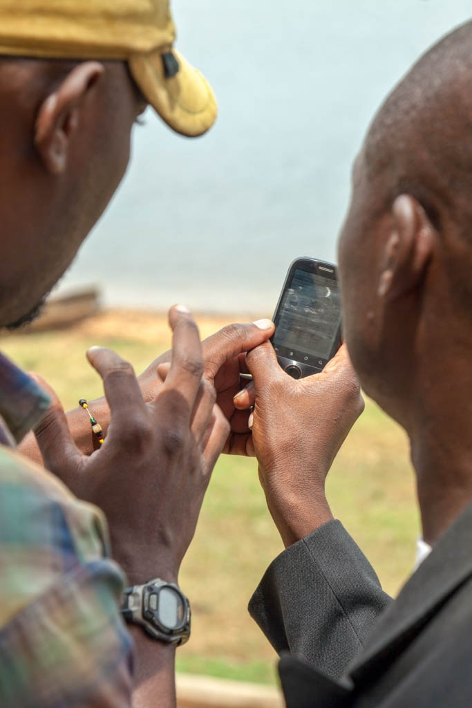 WMO Pilot Survey, Ssese Isl, Uganda - Humanitarian