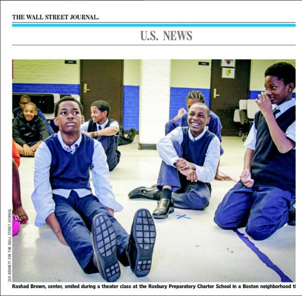 Charter schools for The Wall Street Journal