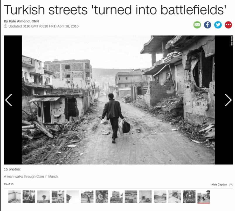 Publication - Emin Özmen for CNN